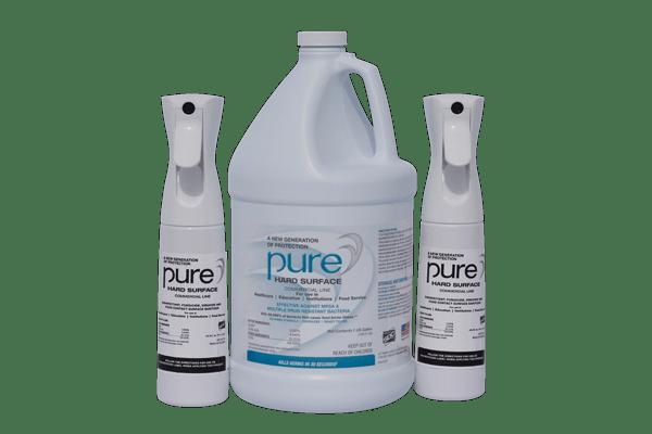PURE Hard Surface 1 Gallon and Spray Kill Coronavirus