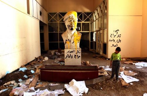 Iraq's Rocky Road to Recovery Post-Saddam - Association ...