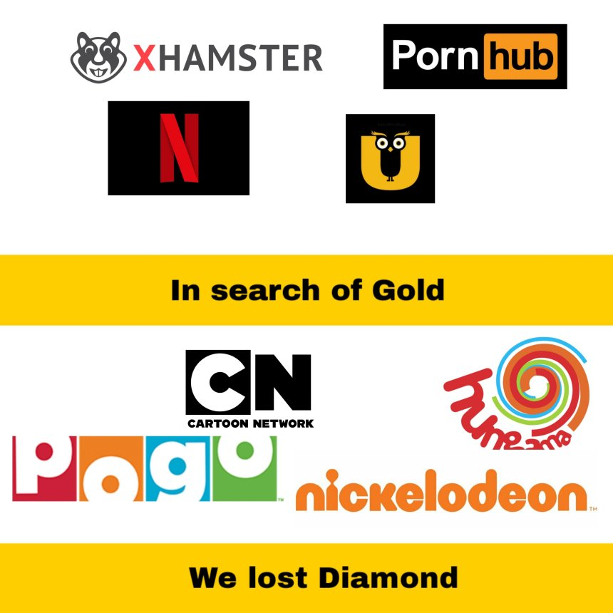 In search of Gold we lost Diamond