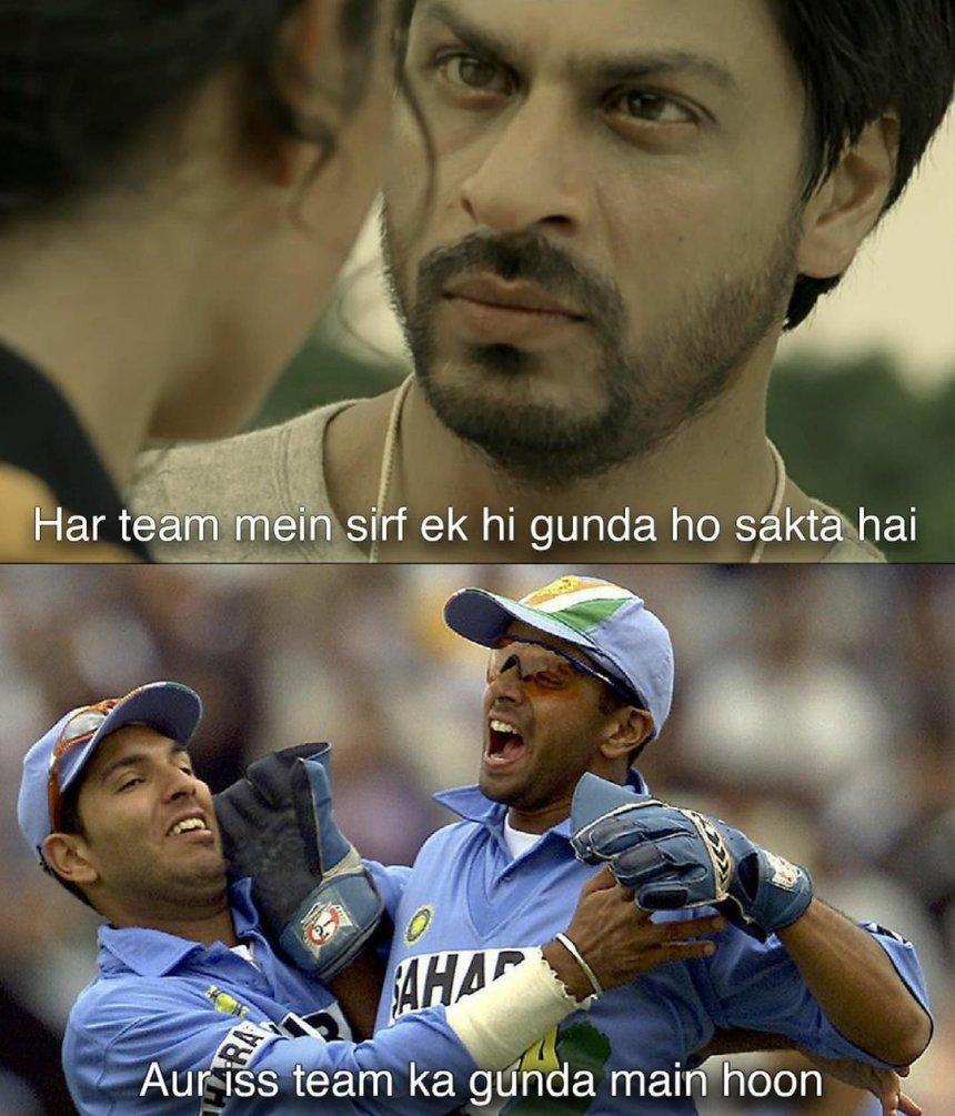 Rahul Dravid ad memes