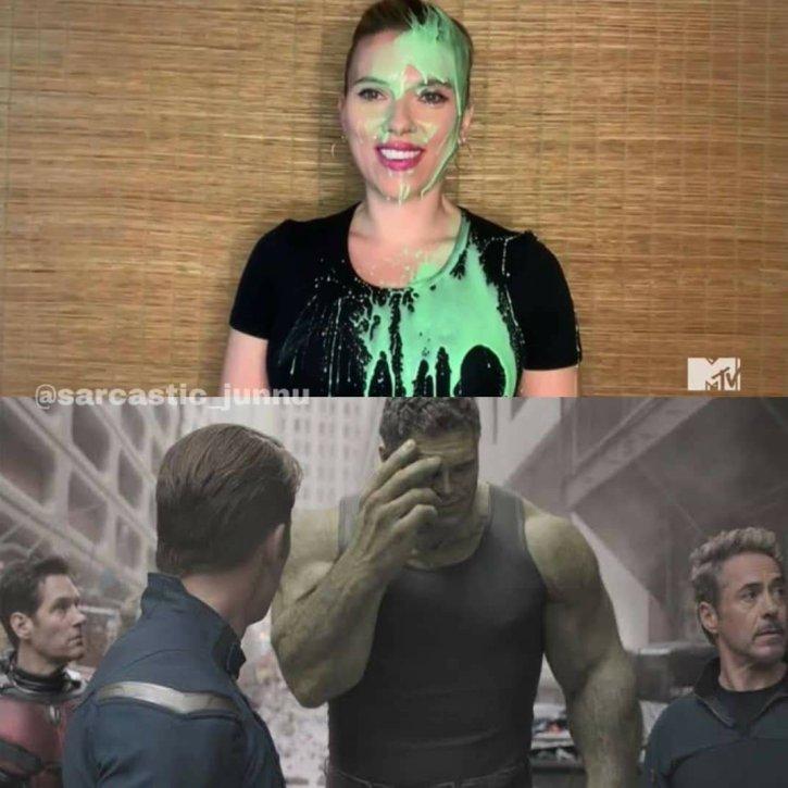 Viral Hulk memes
