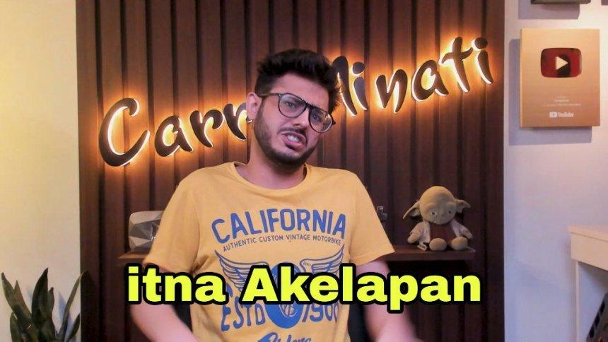 intna Akelapan meme templates from CarryMinati