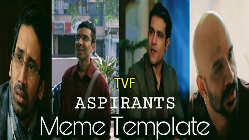 TVF Aspirants meme templates download