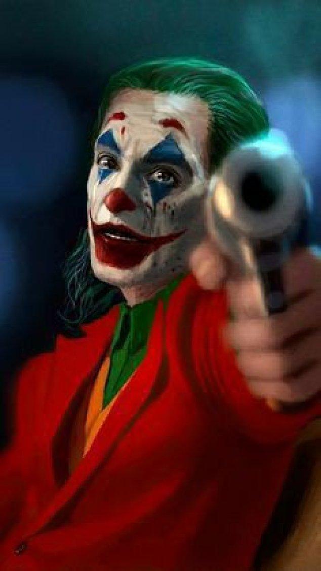 joker face png