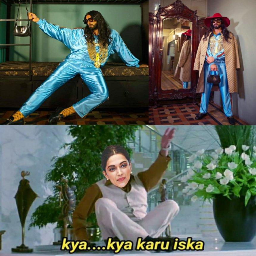 Latest Ranveer Singh Memes