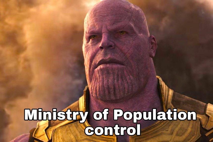 Thanos memes