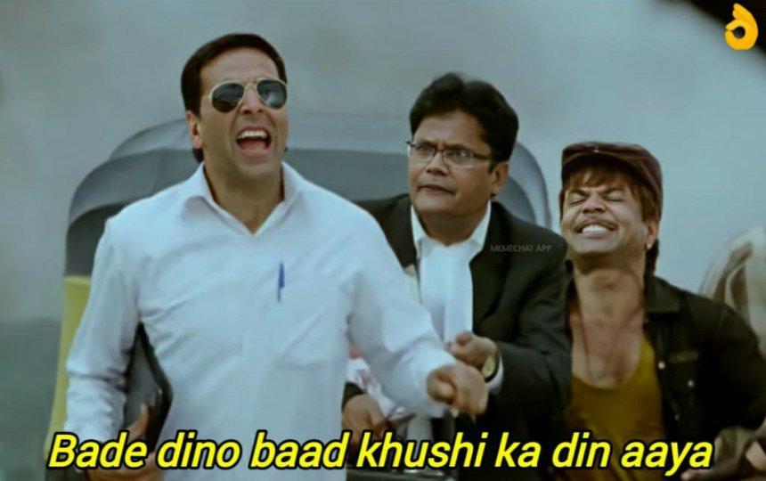 Akshay Kumar meme template