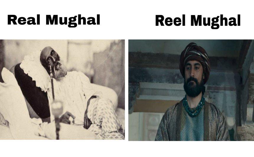 Mughal Leader Babur memes