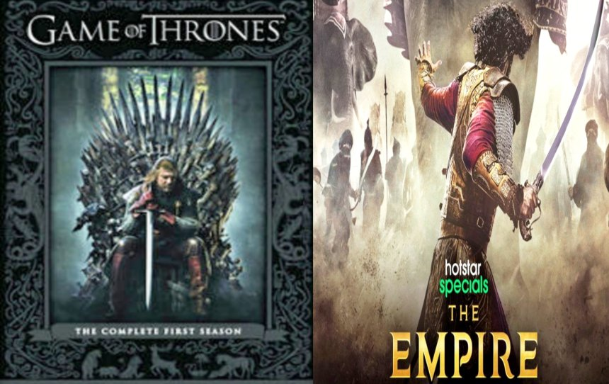 Funny Comparison of Empire and Games of Thrown