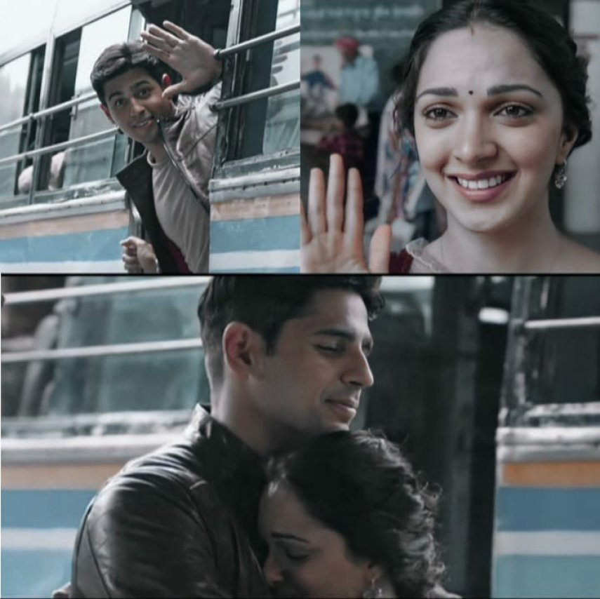 Shershaah movie lovely scene