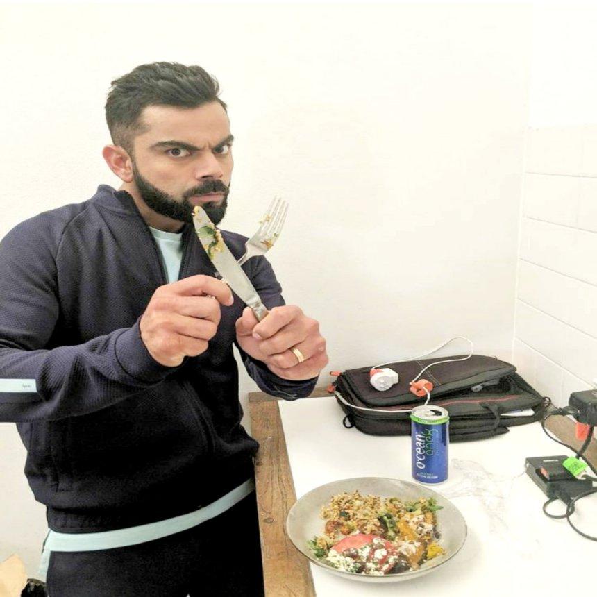 Virat cooking image