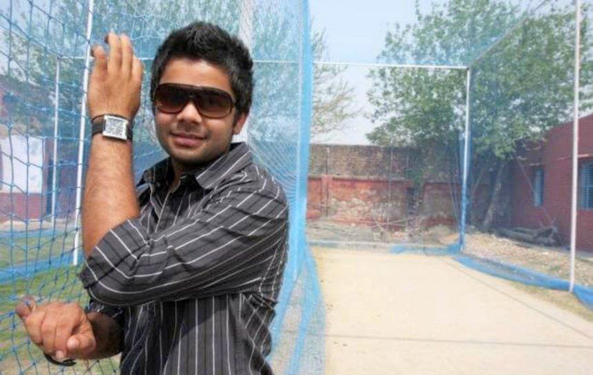 Old Picture of Virat Kohli