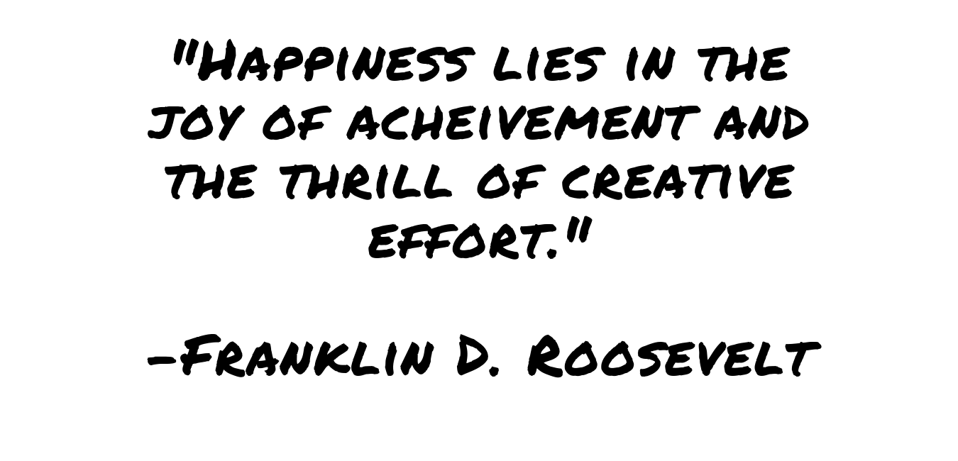 Mission Statement FDR Quote Feature Image