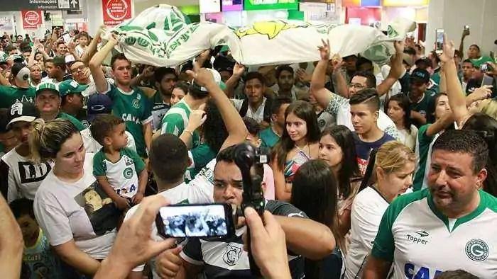 Goiás x Avaí