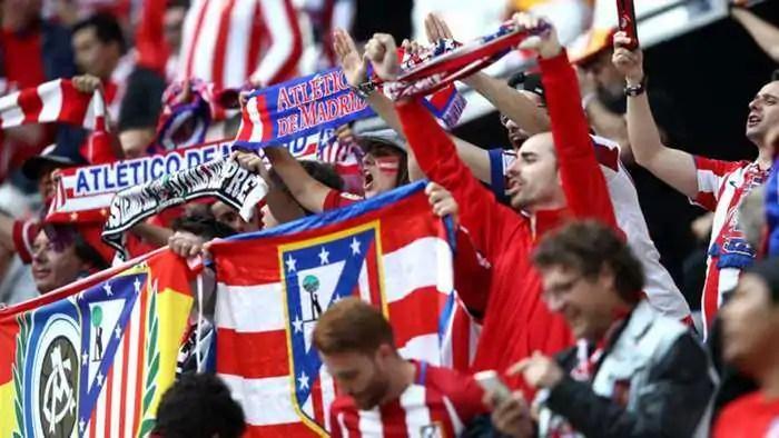 Atlético de Madrid x Porto