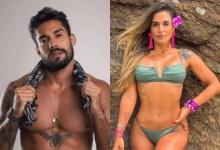 """Carol Peixinho e Bill Araújo estão no """"No Limite"""" (Reprodução/Internet)"""
