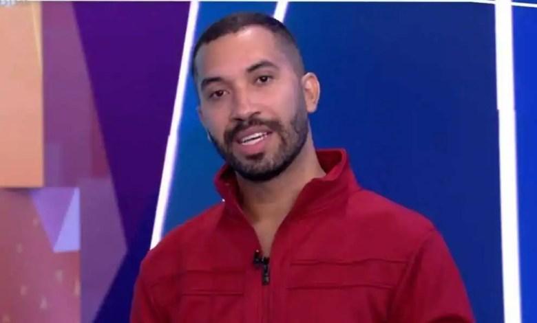Gilberto Nogueira (Reprodução/TVGlobo)