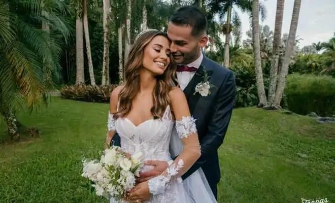 casamento ao ar livre isadora pompeo thiago maia casal
