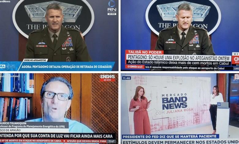 Record News e CNN