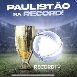 paulistão agora é da record tv
