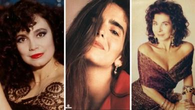 Regina Duarte, Malu Mader e Betty Faria