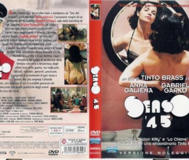 Senso 45 Black Angel 2002