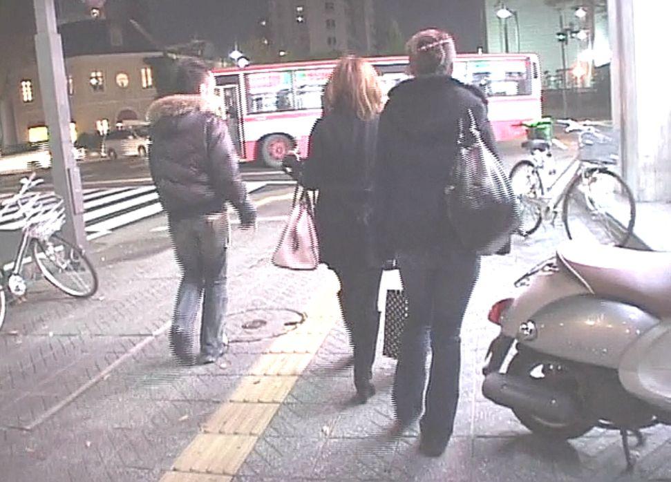 仙台市の路上を歩いていた地元の2人組女子に声をかけてファッションチェックと称してナンパ