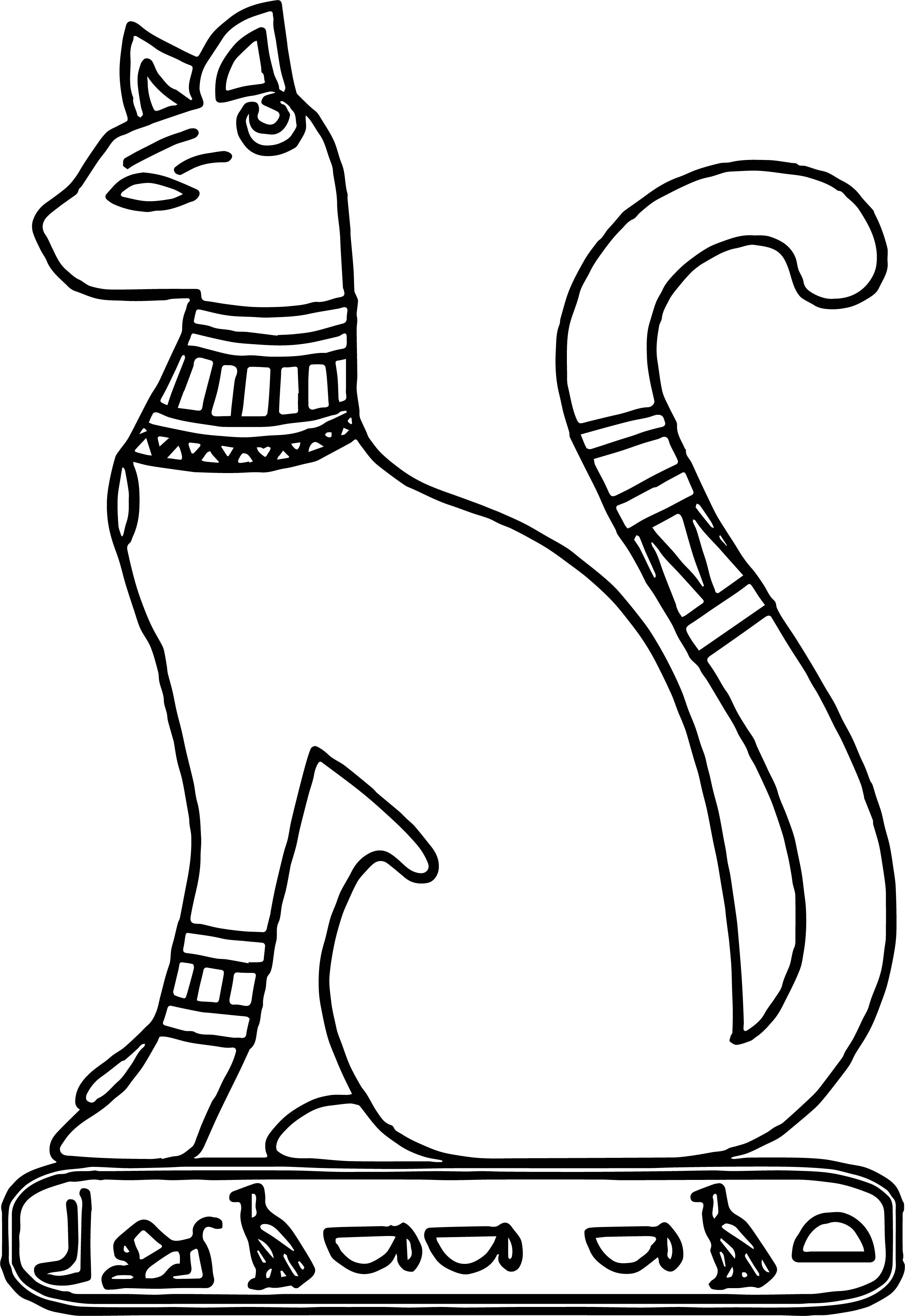 21 Ancient Egypt Coloring Pages Pictures