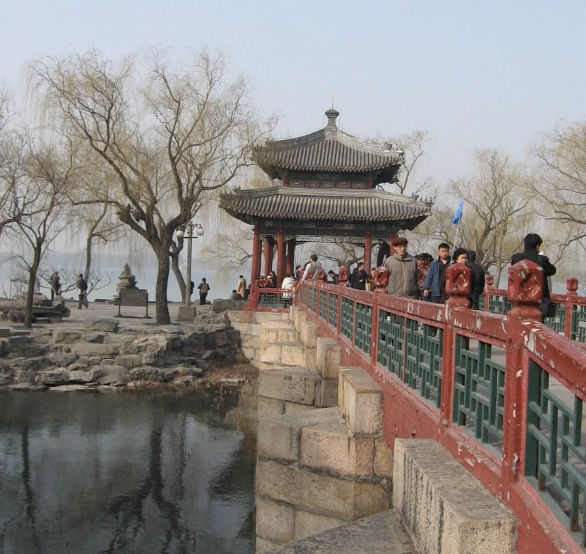 Summer Palace Bridge, Beijing (China)