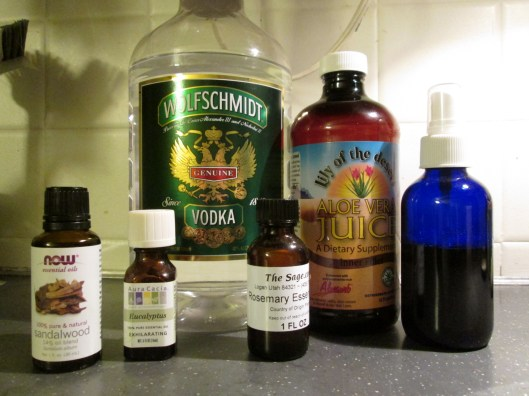 Magic ingredients