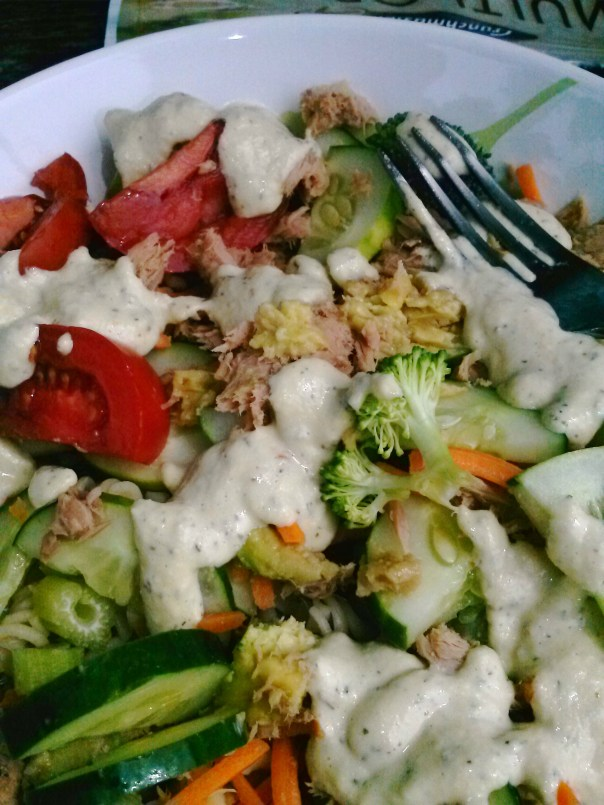 Salad, version 2