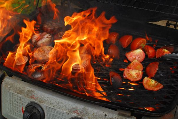 Apocalypse on the Grill. Photo by J. Andrews
