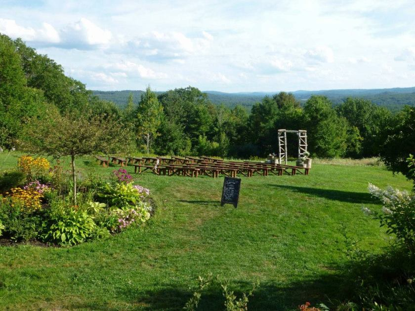 Longlook Farm in Sanborton, NH