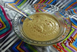 Curried Apple Bisque