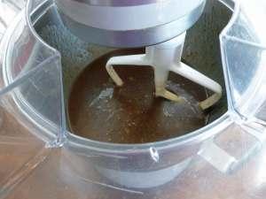 Wet mixture