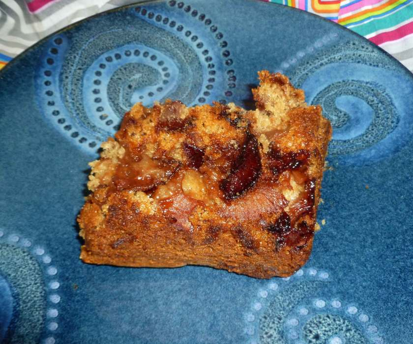 Apple Cake, Vegan and Gluten-Free