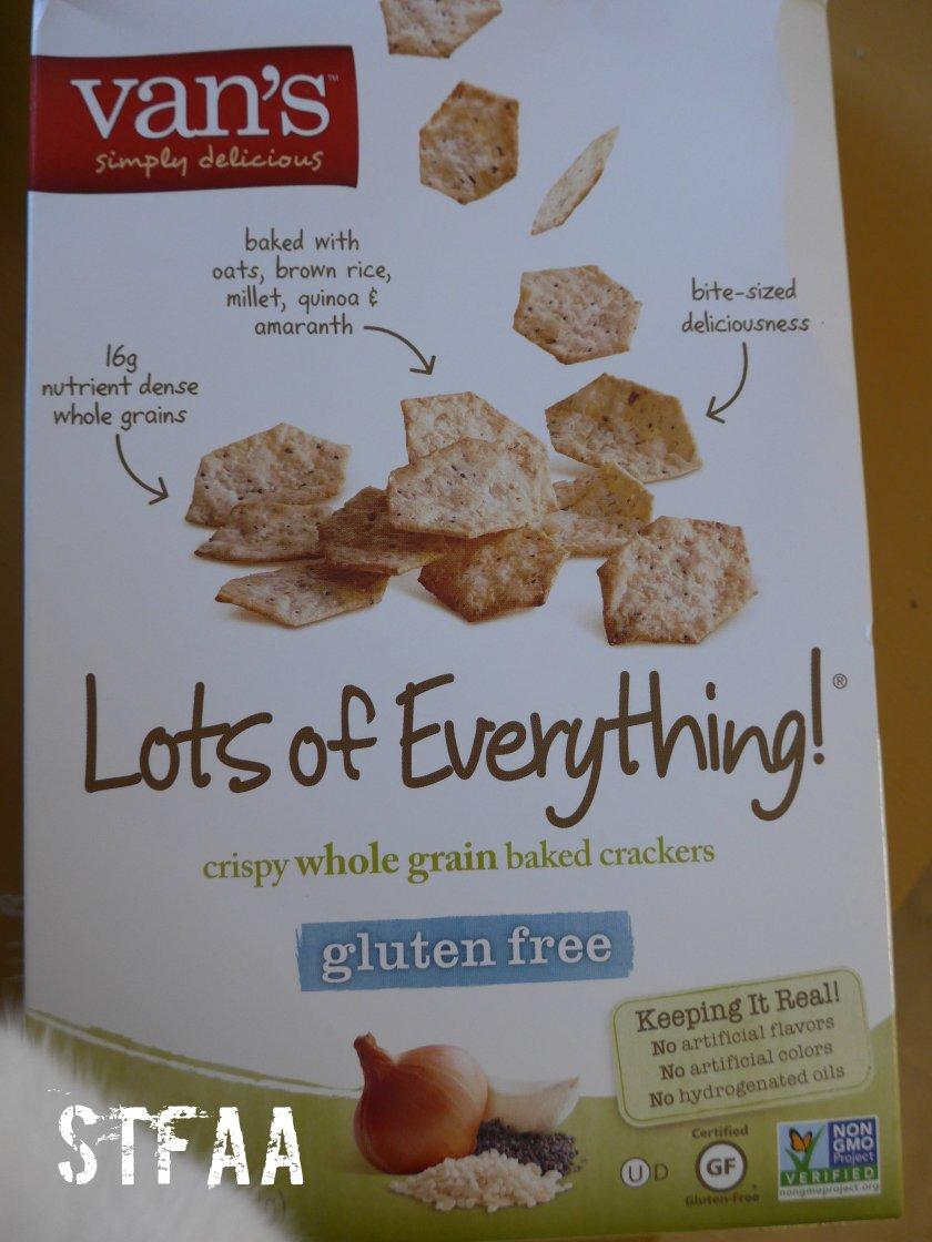 van's Lots of Everything Crackers