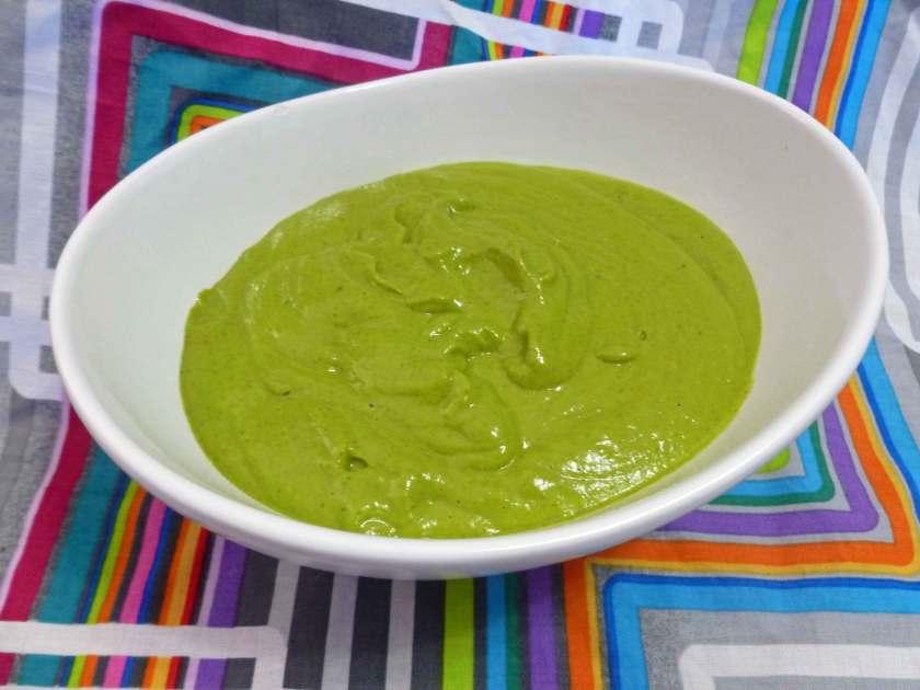 Cilantro Avocado Salad Dressing or Sauce