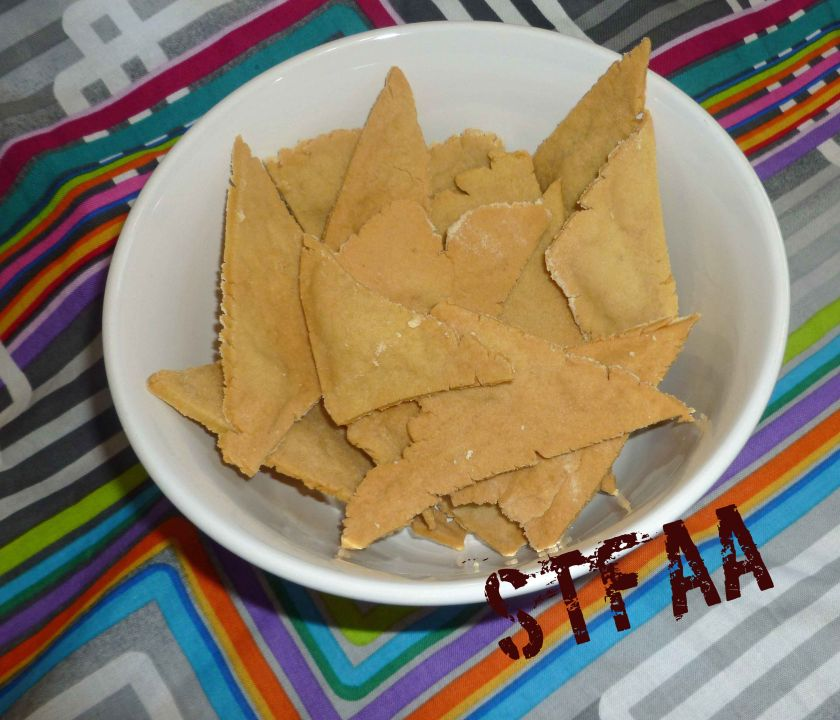 Gluten-free Vegan Tortilla Chips