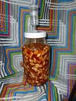 Turnip Kimchi