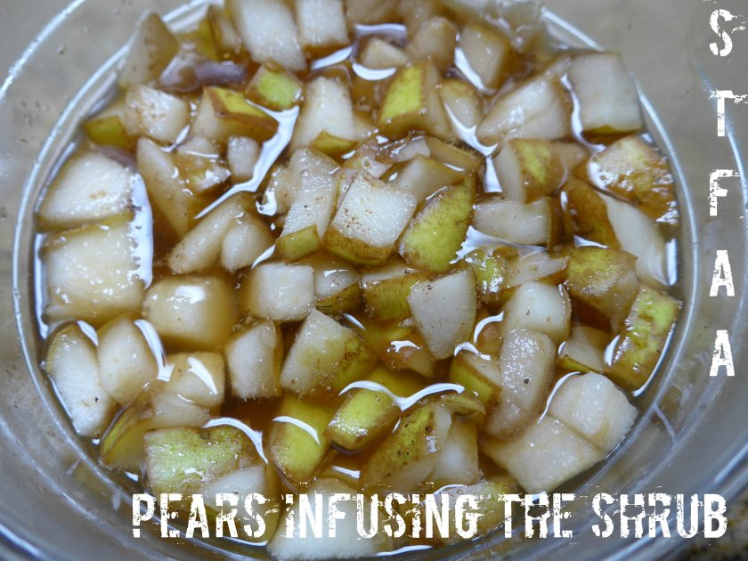 Pears Infusing