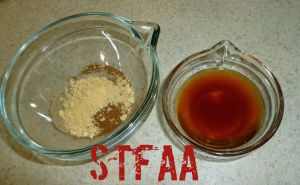 Spices and vanilla extract