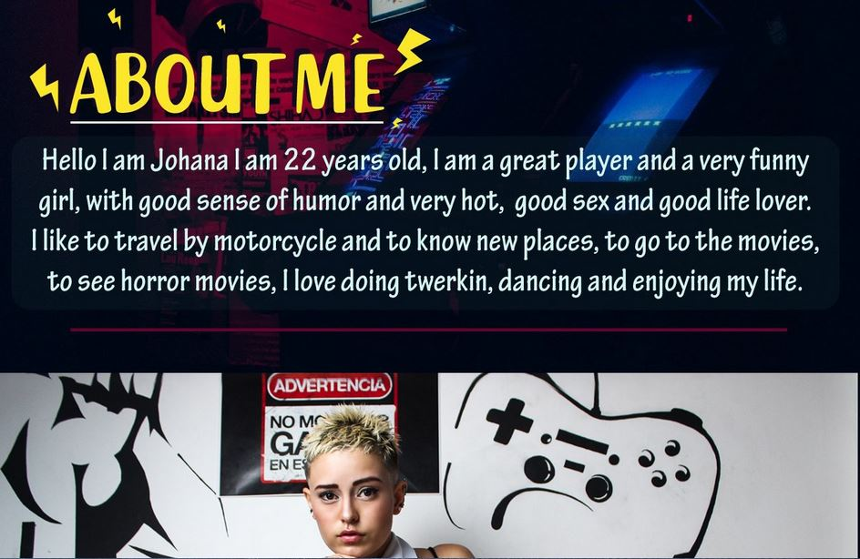 Abput gamer girl sex cam
