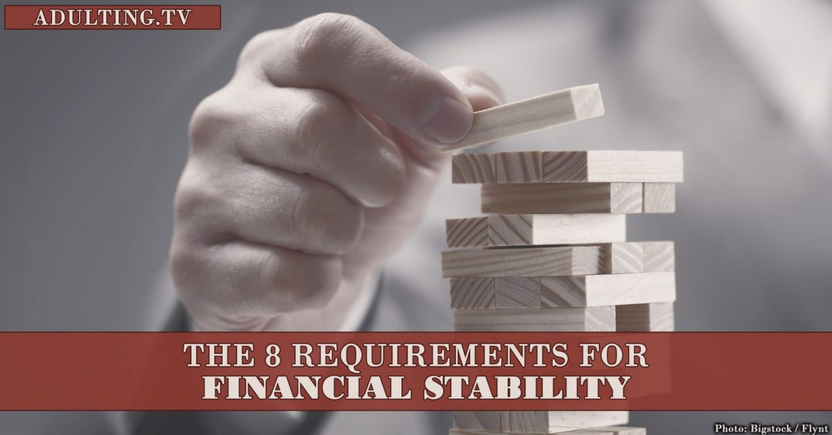 Tricks On How You Can Be Financially Stable