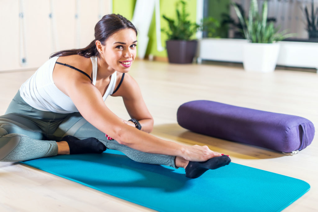 Free Exercises to Do At Home - Flexibility
