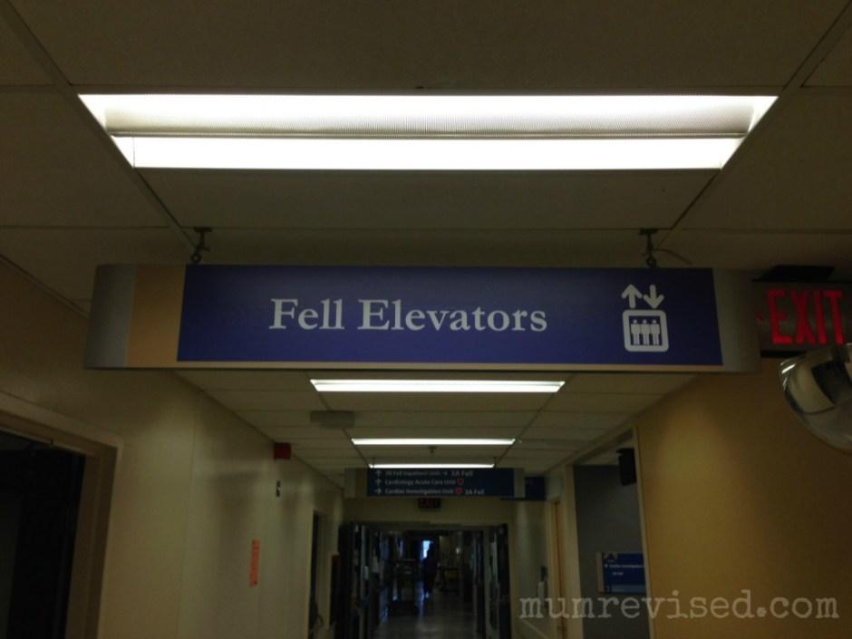 fell elevators