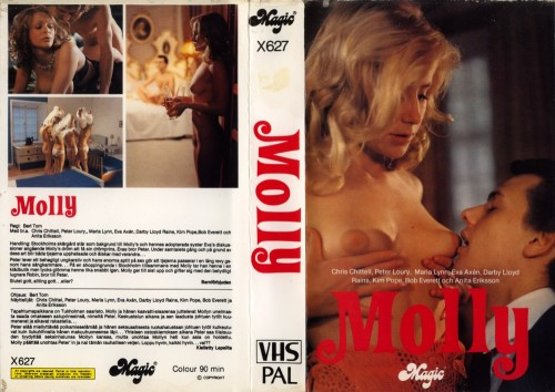 Molly - Familjeflickan (Better Quality) (1977) cover