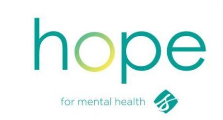 Hope for Mental Health logo