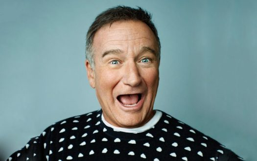 Robin Williams Comedian