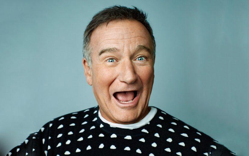 Robin Williams Comedian
